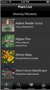 Image of Southwest Plant Selector App
